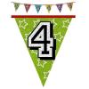 Hologramos zászlófüzér 4, 5, 6 éves 8 m-es (6-os)
