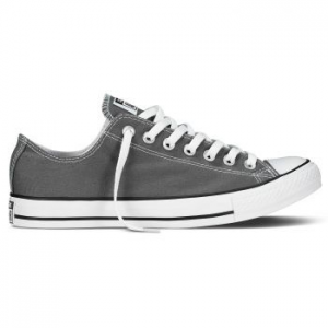 Converse Chuck Taylor AS Specialty OX Unisex tornacipő, Charcoal, 43 (1J794C-9.5)