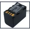 JVC GZ-HD6EX 7.4V 3000mAh utángyártott Lithium-Ion kamera/fényképezőgép akku/akkumulátor