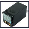JVC GR-D640EX 7.4V 3900mAh utángyártott Lithium-Ion kamera/fényképezőgép akku/akkumulátor