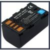 JVC GZ-HM80 7.4V 2500mAh utángyártott Lithium-Ion kamera/fényképezőgép akku/akkumulátor