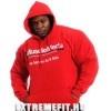Musclemeds kapucnis pulóver