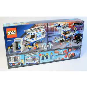 LEGO The Flying Flusher 70811