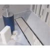 Mofém Linear zuhanyfolyóka szett KF minta nélküli ráccsal, MLP-650 KF