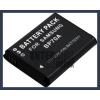Samsung TL105 3.7V 1200mAh utángyártott Lithium-Ion kamera/fényképezőgép akku/akkumulátor