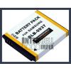 Samsung i8 3.7V 1100mAh utángyártott Lithium-Ion kamera/fényképezőgép akku/akkumulátor