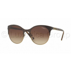 Vogue VO4006S 997/13 BROWN/PALE GOLD BROWN GRADIENT napszemüveg