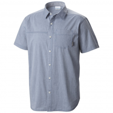 Columbia Campside Crest Short Sleeve Shirt Ing D (1577821-o_548-Ligth Grey)