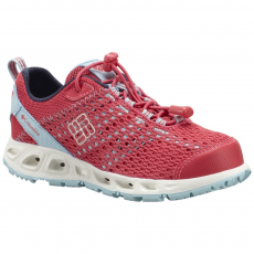 Columbia Youth Drainmaker III Utcai cipő D (1594311-o_614-Red Element)