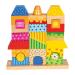 Bino Fa házikóépítő játék