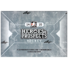 In the game used 2014-15 In The Game Heroes & Prospects Hockey Hobby Doboz