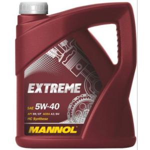 Mannol Extreme 5W-40 5 L