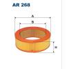 Filtron levegőszűrő AR268 1 db