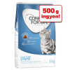 Concept for Life 2,5 kg + 500 g ingyen! 3 kg Concept for Life - Sensitive Cats