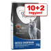 Concept for Life 10 + 2 kg ingyen! 12 kg Concept for Life - Sensitive Cats