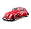 Maisto RC 1951 Volkswagen Beetle távirányítású autó - bordó távirányítós modell