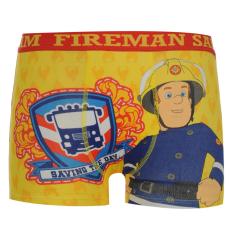 Character Boxeralsó Character Fireman Sam gye.
