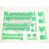 Kawasaki UNIVERZÁLIS MATRICA KLT. KAWASAKI ZÖLD