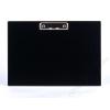 PANTA PLAST Felírótábla, fekvő, A4, PANTAPLAST, fekete (INP3151401)