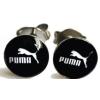 Puma logós acél fülbevaló