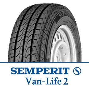 SEMPERIT Van-Life 2 225/75 R16 C 121/120R