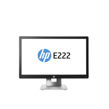 HP EliteDisplay E222 monitor