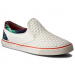 Wrangler Félcipő WRANGLER - Icon Slip On WL161510 Off White 98