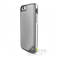 XDoria X-Doria Defense Lux Apple iPhone 6/6s Silver Carbon Fiber hátlap tok tok és táska