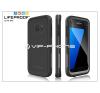 Lifeproof Samsung G930F Galaxy S7 víz- por- és ütésálló védőtok - Lifeproof Fré - black tok és táska