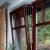 Trixie Fehér védőrács billenő ablakra a Trixie-től - Méret 2: az ablak felső ill. alsó részére való rögzítés (2 darab)