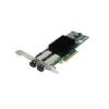 Emulex LightPulse LPe12002 8Gbps PCI-e Dual Port Fibre Channel HBA Host Bus Adapter Card Dell 0C856M