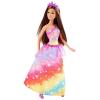 Barbie Tündérmese hercegnők - Szivárvány ruhás