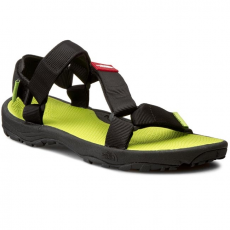 The North Face Szandál THE NORTH FACE - Litewave Sandal T0CXS8EWW-080 Tnf black/Macaw Green
