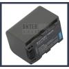 Sony DCR-DVD905E 7.2V 1250mAh utángyártott Lithium-Ion kamera/fényképezőgép akku/akkumulátor