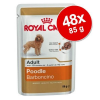Royal Canin Breed Poodle 48 x 85 g - 48 x 85 g