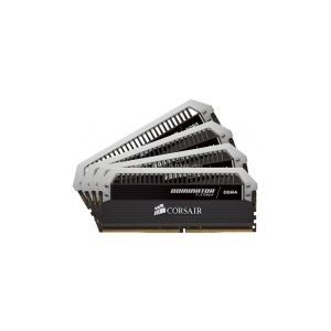 Corsair Dominator Platinum 64GB DDR4-2666 Quad-Kit CMD64GX4M4A2666C15