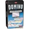 Tactic Domino Dupla 9-es szett fém dobozban