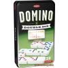 Tactic Domino Dupla 6-os szett fém dobozban