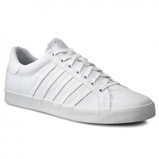 K Swiss Sportcipő K-SWISS - Belmont So T 03325131 White/Gull Grey