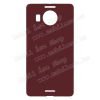 Mûanyag védõ tok / hátlap - Hybrid Protector - PIROS - MICROSOFT Lumia 950 XL / MICROSOFT Lumia 950 XL Dual SIM