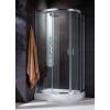 Radaway Premium Plus E1900 aszimmetrikus zuhanykabin 120x90