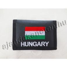 Pénztárca Hungary zászlóval