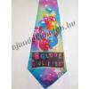 Nyakkendő Boldog Szülinapot felirattal