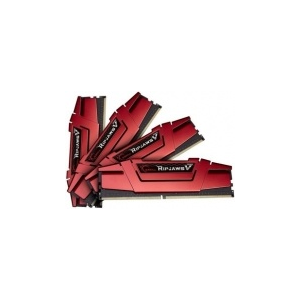 G.Skill Ripjaws V 32 GB DDR4-3000 Quad-Kit F4-3000C14Q-64GVR