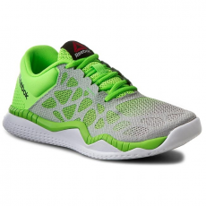Reebok Cipők Reebok - Zprint Train V68199 Steel/Solar Green/White
