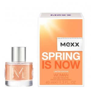 Mexx Spring is Now EDT 40 ml