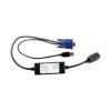 Dell USB KVM Switch Pod SIP Conversion Interface Cable 0UF366 VGA USB KVM Kábel