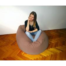 Drapp XXL szövet babzsákfotel bútor