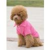 Kutyaruha: színes, galléros kutyapóló