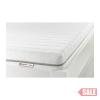 MALFORS Habszivacs matrac, közepesen kemény, fehér C SALE PARTNER